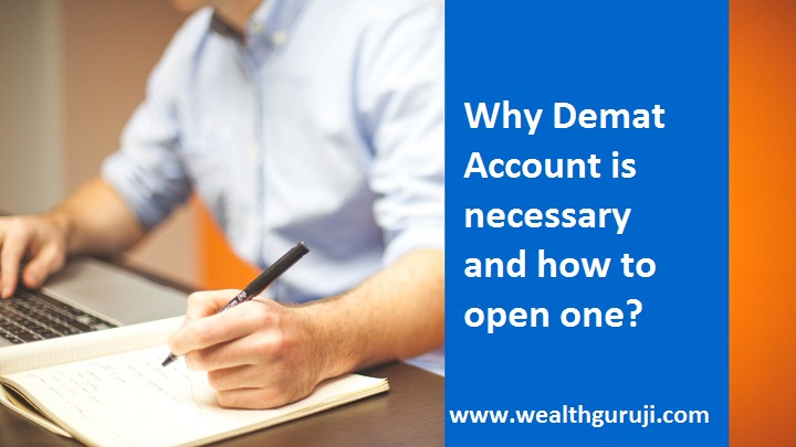 Why Demat Account is necessary