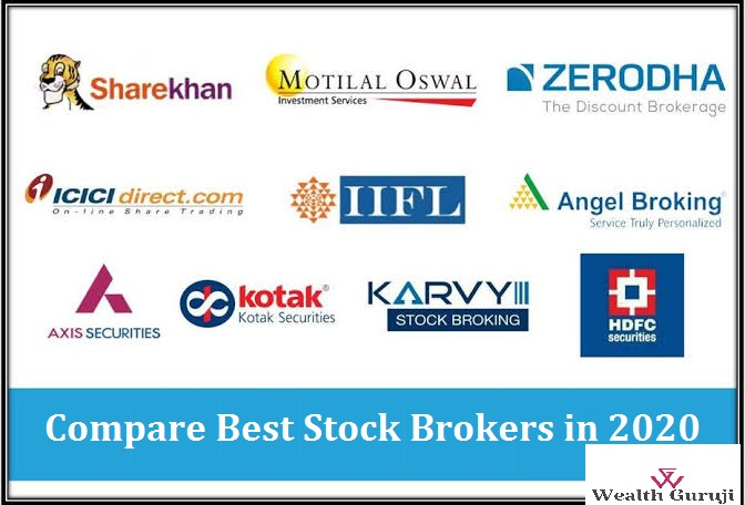 Compare Best Stock Brokers in 2020
