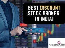 list of Top Discount Brokers in India in 2019