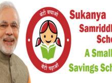 Sukanya Samridhhi Yojana