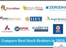 Compare Best Stock Brokers